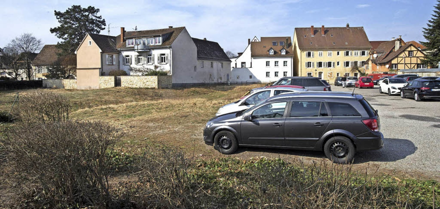 Auf dem Tenckhoff-Areal bietet vor all...ingungen für den Bau einer Tiefgarage.  | Foto: Volker Münch