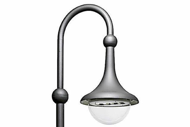 70 Prozent weniger Stromverbrauch durch neue Lampen