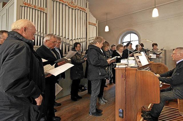 Kirchenorgel erstrahlt in neuem Glanz