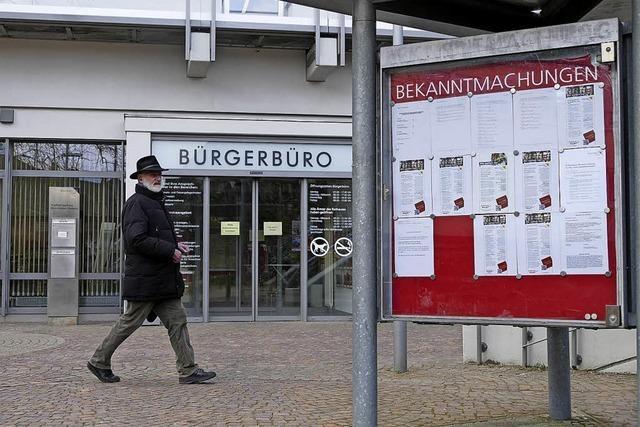 Öffentlicher Dienst: Bewerber in Rheinfelden haben große Auswahl