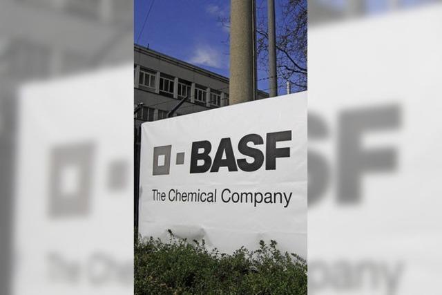 Aufwind an den meisten regionalen BASF-Standorten