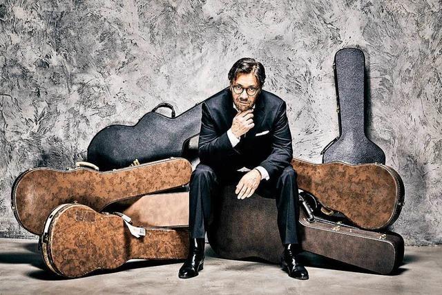 Gitarrenweltstar Al Di Meola kommt mit neuer CD zum Konzert in die Ortenau