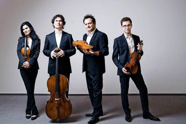 Wie ein Kometeneinschlag: Das Belcea-Quartett beim Freiburger Albert-Konzert