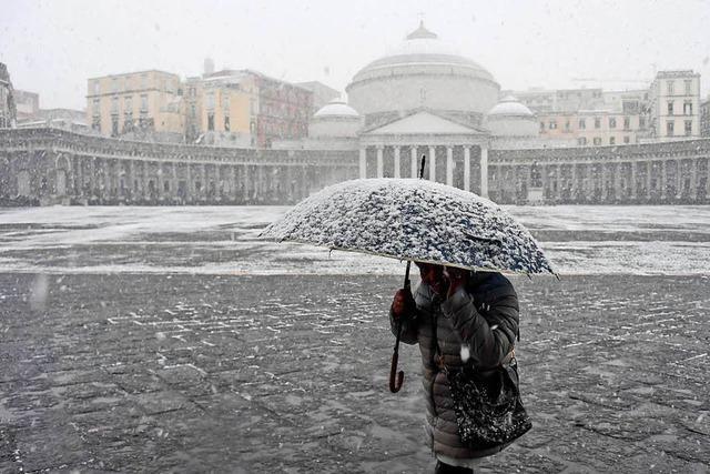 Konjunktur für Extremisten in Italien