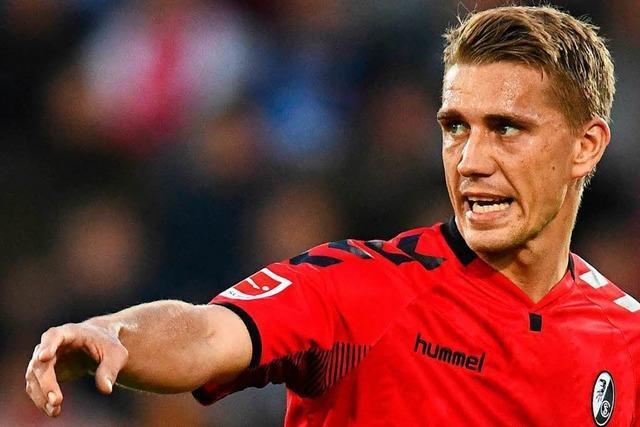 Bleibt Nils Petersen bis zu seinem Karriereende beim SC Freiburg?
