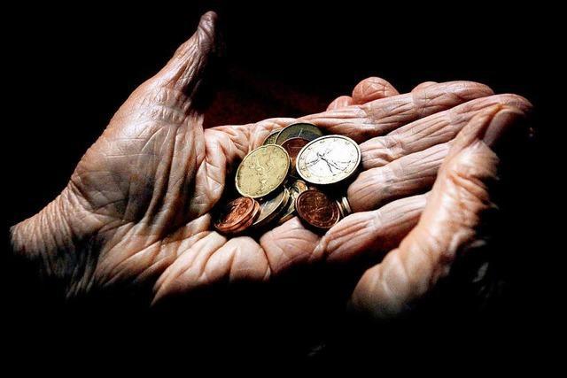 Diese Rentner sollen mehr Geld bekommen