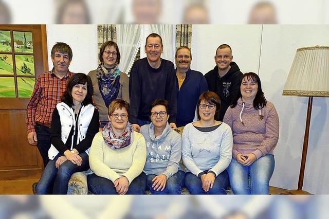 Theatergruppe des Musikvereins Ottoschwanden in Freiamt