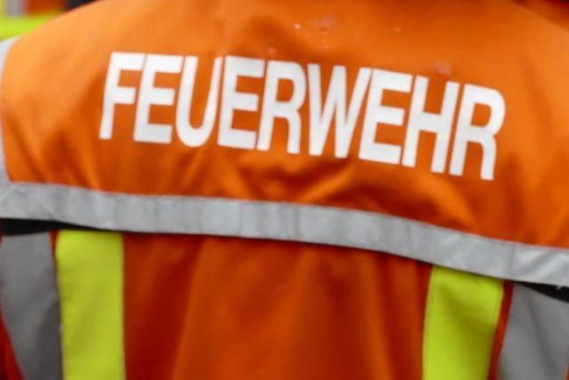 Kaminbrand sorgt in Bad Bellingen für Feuerwehreinsatz