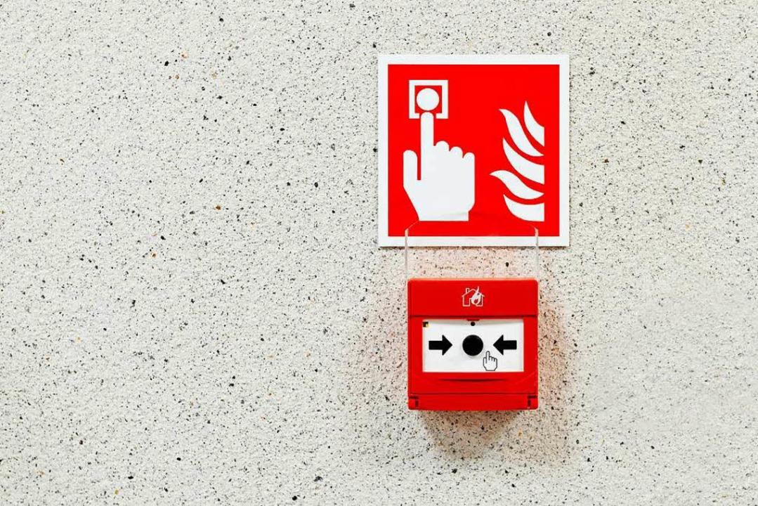 Wer den Alarmknopf gedrückt hat, ist bislang unklar.  | Foto: Daniel Jedzura