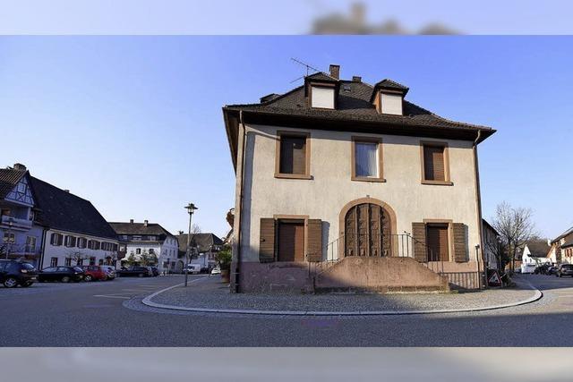 Altes Rathaus wird Apotheke