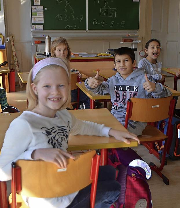 Jeder Einzelne ist etwas Besonderes: 6...r Karl-Friedrich-Schule unterrichtet.   | Foto: Gerhard Walser