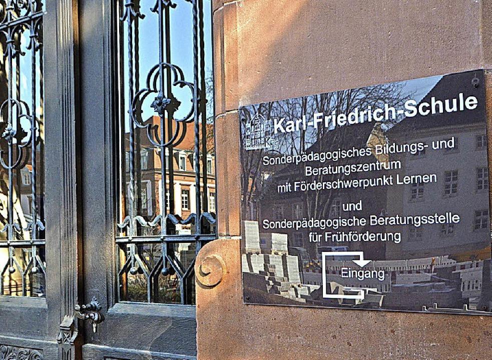 Neuer Name, altes Gebäude.  | Foto: Gerhard Walser