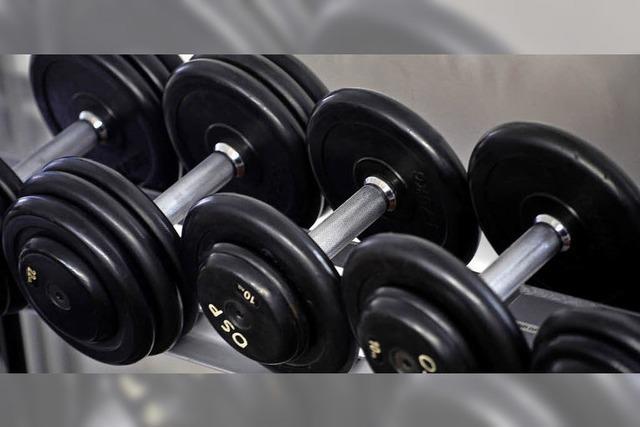 8000 Euro für Fitnessgeräte