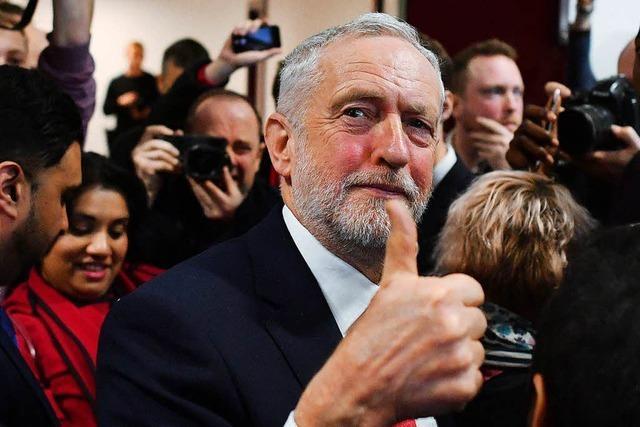 Labour verabschiedet sich vom Brexit