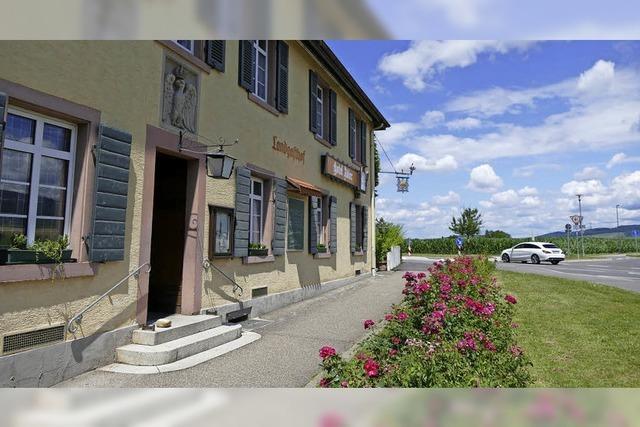 Der Oberkrozinger Landgasthof Adler soll ein Gastronomiebetrieb bleiben