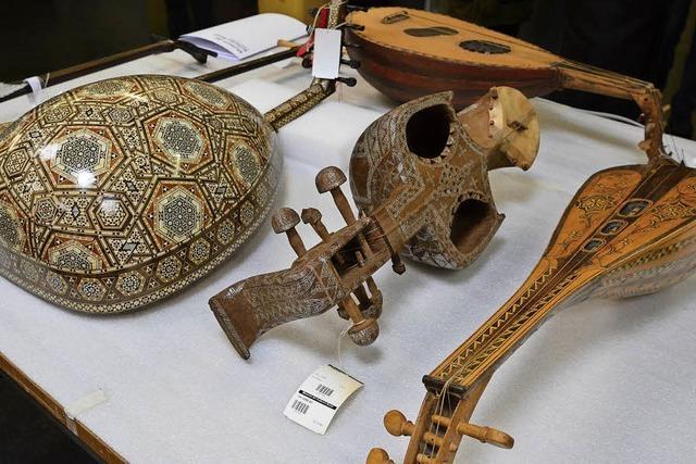 Museum der Kulturen Basel feiert mit monatlichen Geschenken an die Besucher