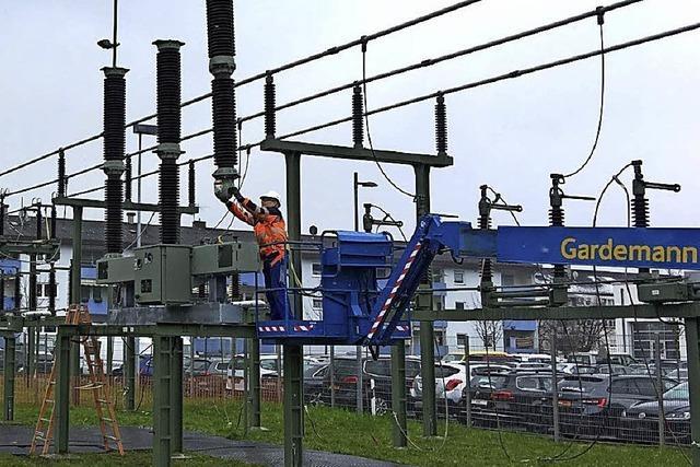 Energiedienst investiert in Lörracher Stromnetz