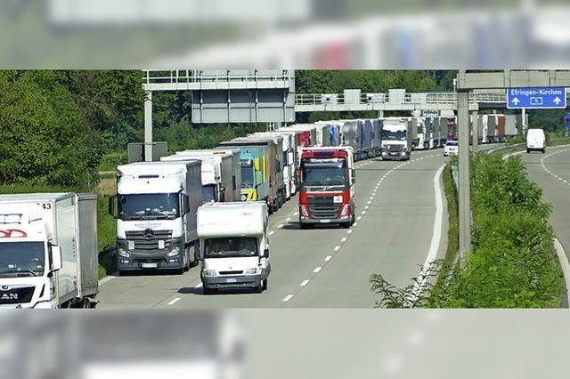 Lkw-Parkplätze im Hafen Nord – was ist geplant?