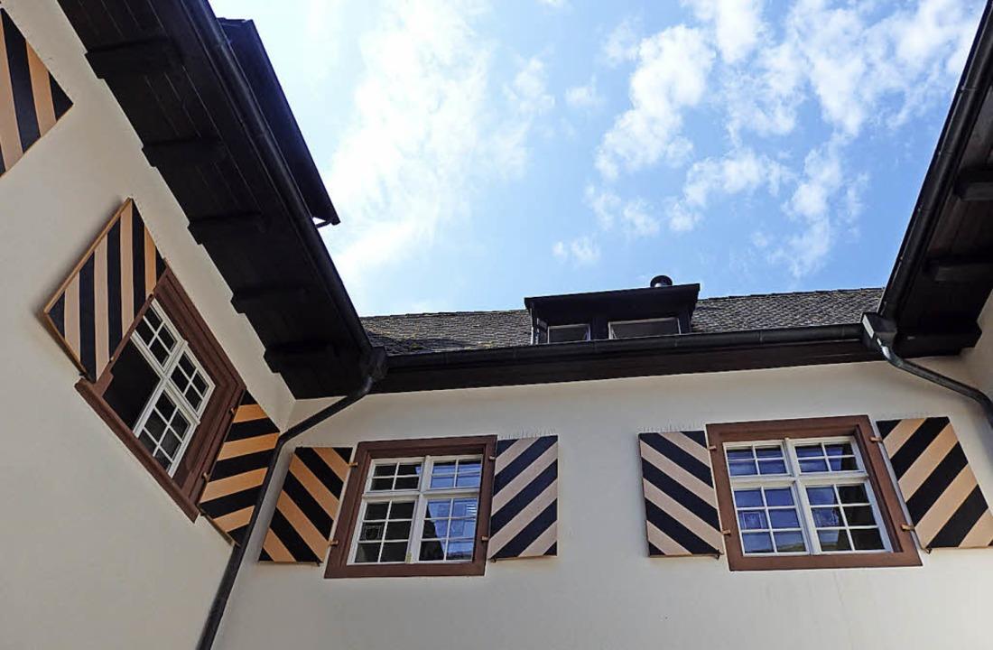 Am Inzlinger Wasserschloss soll im Juni gefeiert werden.   | Foto: Högg