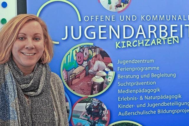 Martina Mödl ist neue Leiterin des Kinder- und Jugendbüros Kirchzarten