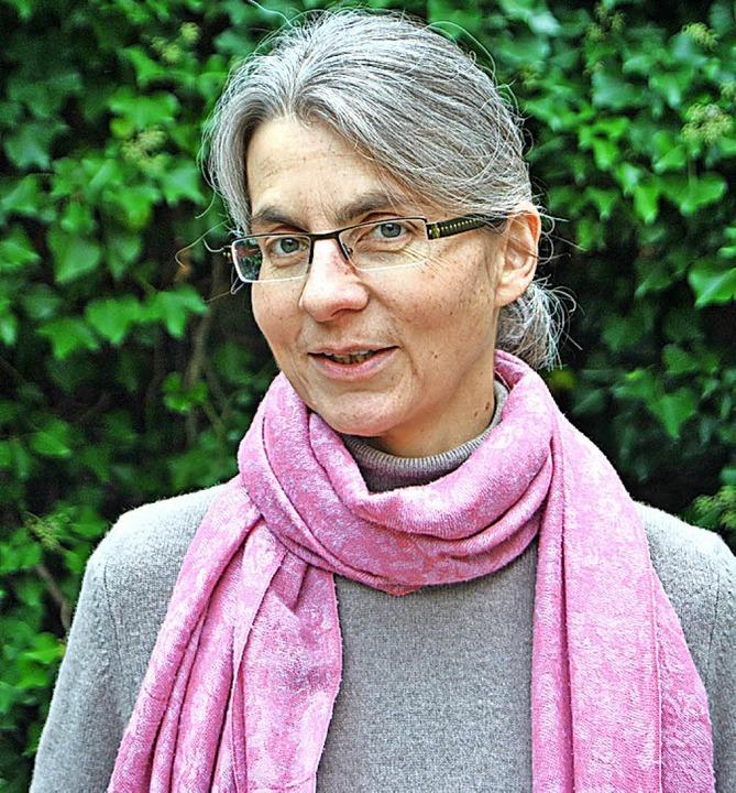 Ulrike Krumm stellt sich am Sonntag al...erberin für Fahrnau und Gersbach vor.   | Foto: Privat