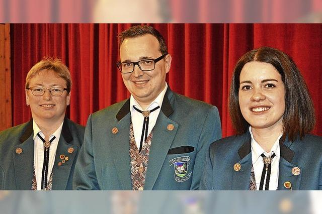 Musikverein Rohmatt wählt neues Führungsteam