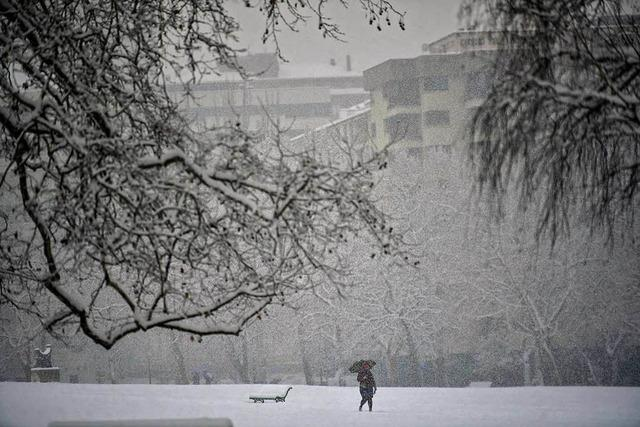 Bereits mehr als 45 Kältetote in Europa