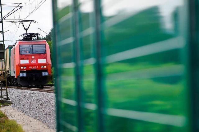 Bahn setzt vor allem auf leisere Wagen