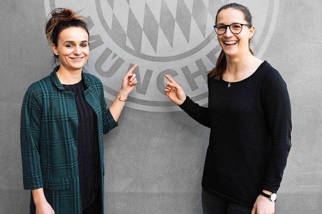 Laura Benkarth und Lina Magull wechseln zu Bayern München