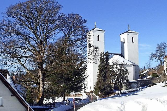 St. Zenos Glocken in Herrischried klingen erst im September