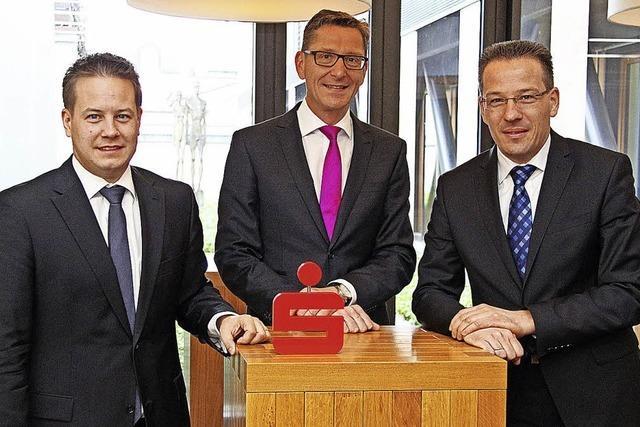 Das Bankgeschäft wächst