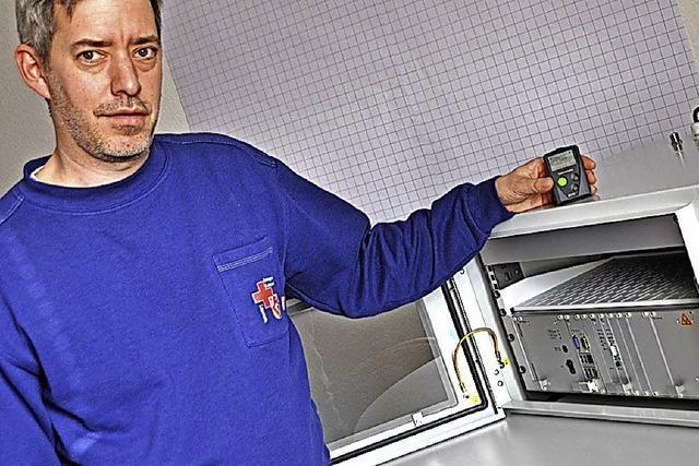 So bereitet sich die Feuerwehr im Kreis Lörrach auf ein neues Alarmierungssystem vor
