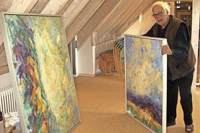 Dachsberger Künstler in Bernau