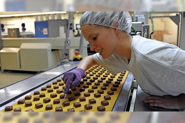 Hachez-Schokolade kommt bald aus Polen
