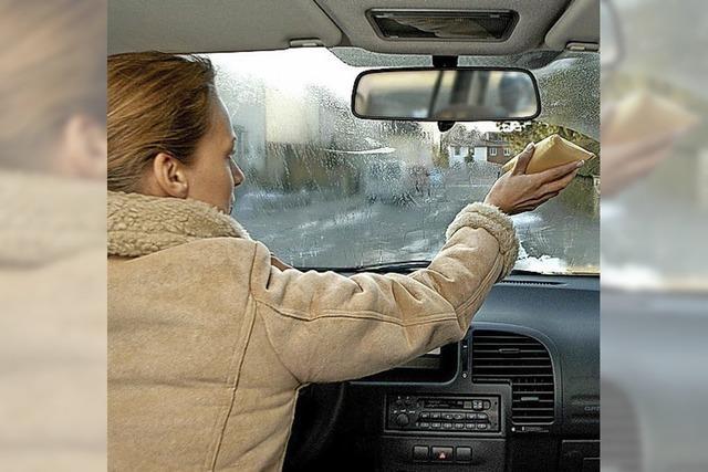 Feuchtigkeit im Fahrzeug