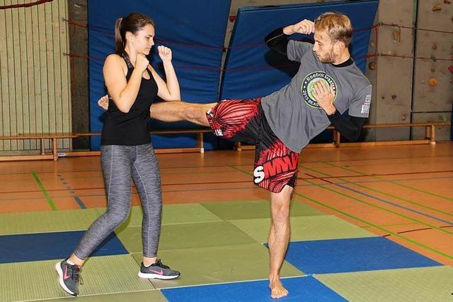 So trainiert die TSG Schopfheim den Kampfsport Kobu-Jitsu