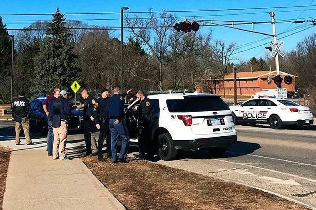Schüsse an Uni in Michigan – Berichte über zwei Tote