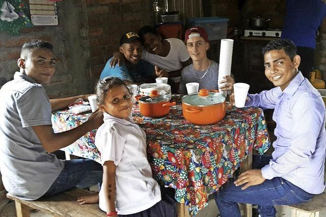 Marco Rüdenauer aus Tunsel hat bei einem FSJ in Nicaragua eine zweite Heimat gefunden