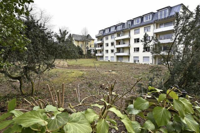 Verdruss um Baupläne für Innenhof