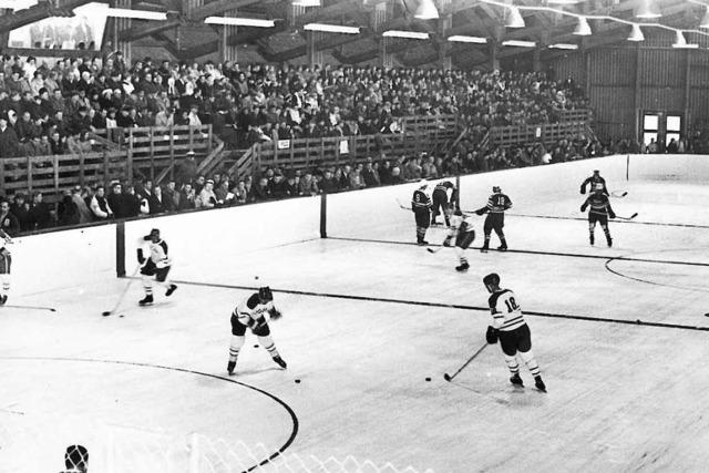 Wie in Lahr der Traum vom Eishockey platzte