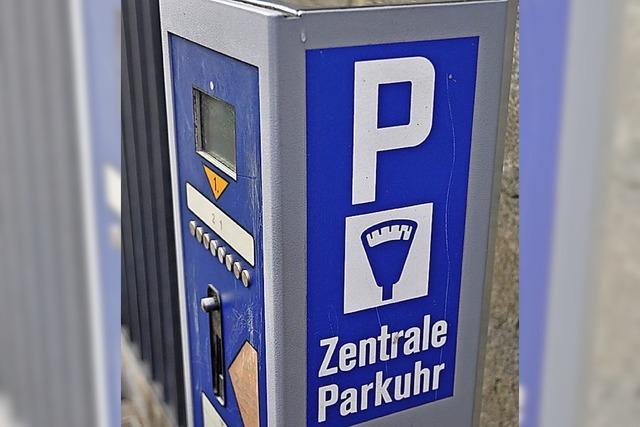 Parken soll in Basel billiger werden