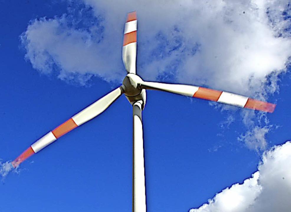 Die Windkraft-Debatte hat nun auch Böllen erreicht.  | Foto: dpa