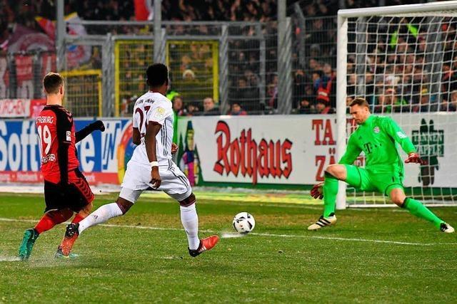 SC Freiburg will mit Freude und Mut gegen die Bayern aufspielen