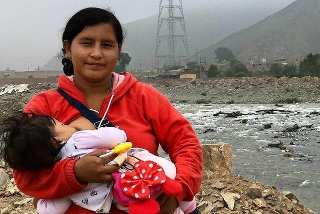 Noch immer kämpft Peru mit den Folgen von El Niño Costero