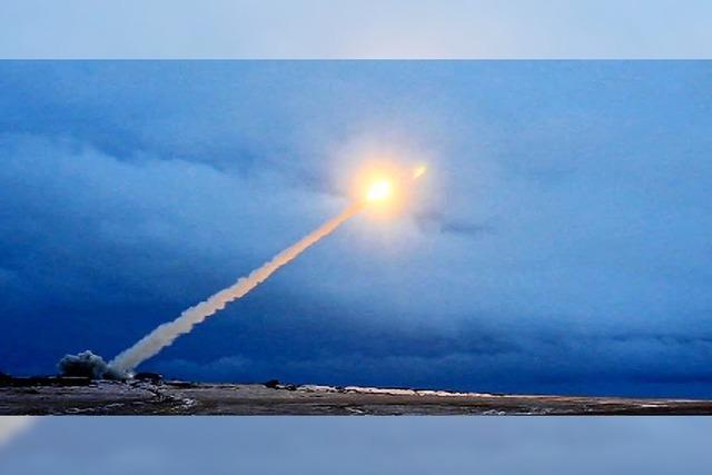 Der Welt droht ein neues atomares Wettrüsten