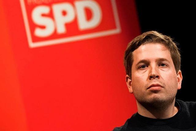 Herr Kühnert, wie wird die SPD in Sachen GroKo entscheiden?