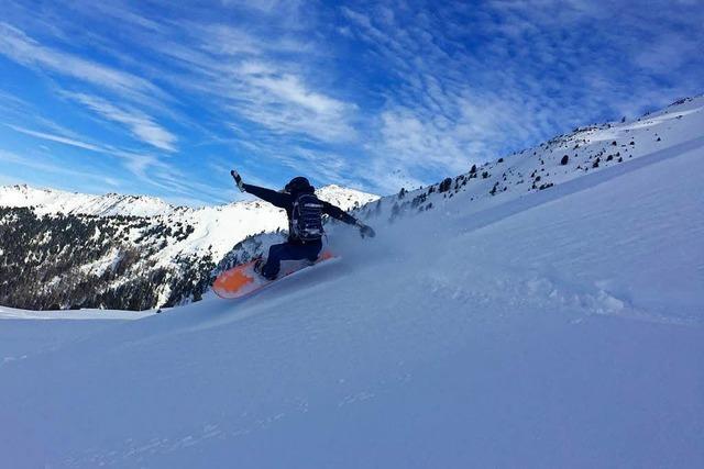 Der Ruf der Herde: Skifahren in Verbier mit alten Freunden