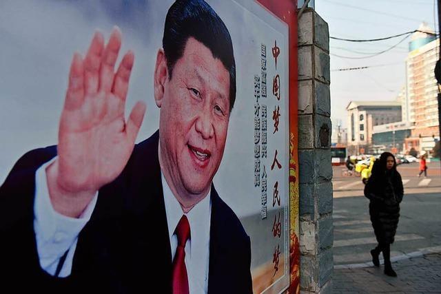 Noch mehr Macht für Xi Jinping in China