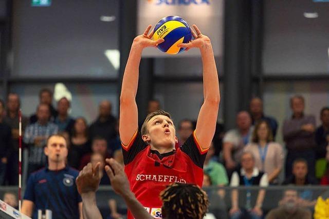 Schmidgall über das Volleyball-Pokalfinale: