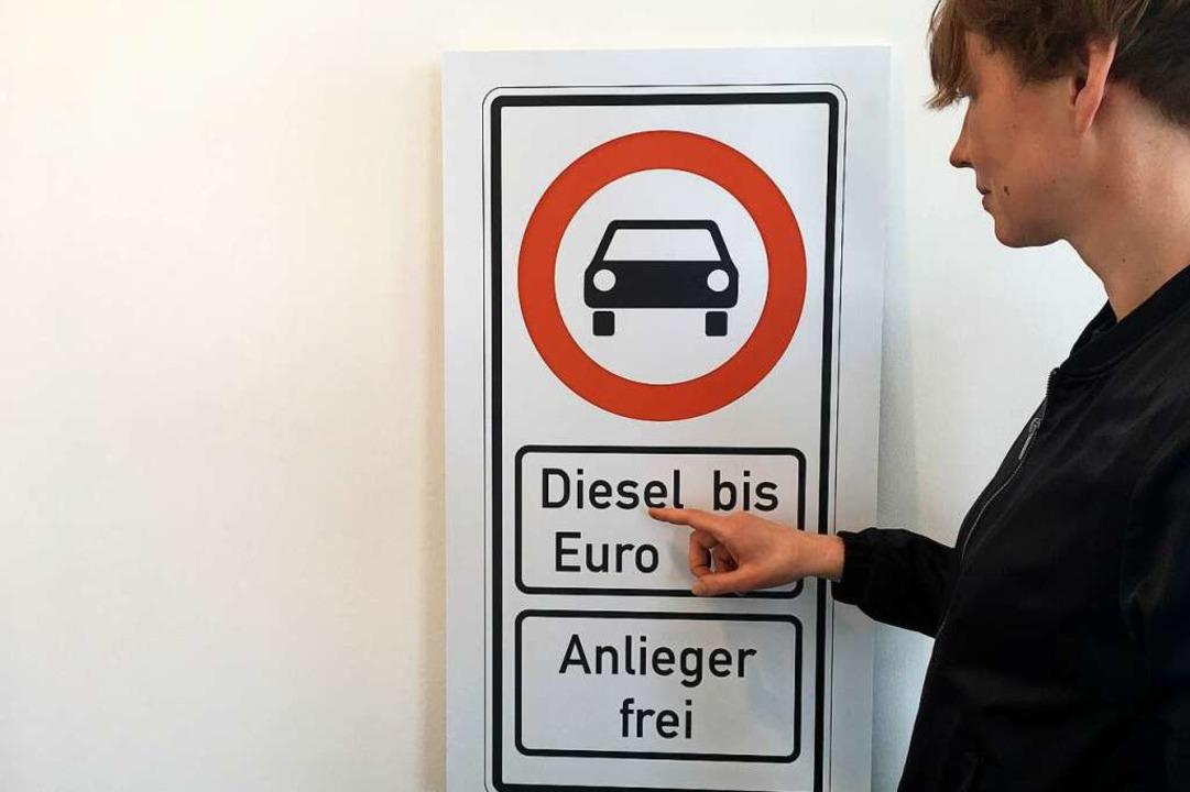 sind euro 6 diesel vom fahrverbot betroffen